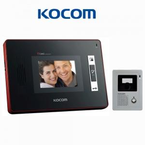 Quick View · KCV-352 + KCC-62  sc 1 st  Unisecurity Systems & Video Door Phone Villa Set - Door Phones - Products